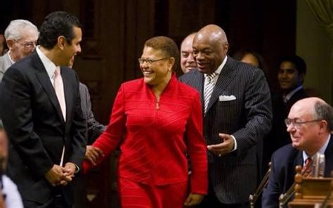 U.S. Rep. Karen Bass Elected to Lead Congressional Black ...