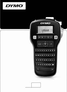 Dymo Labelmanager 160 User Manual