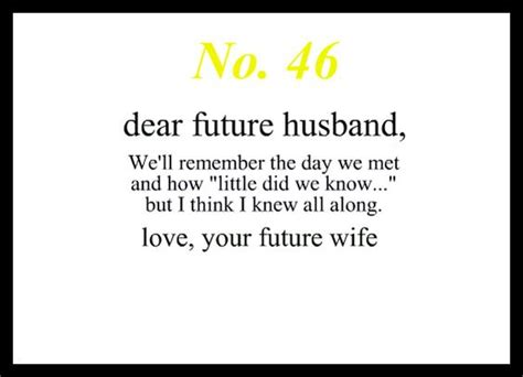 dear future husband letters quot on quot fast movement 50959