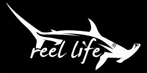 hammerhead shark decal     adventure