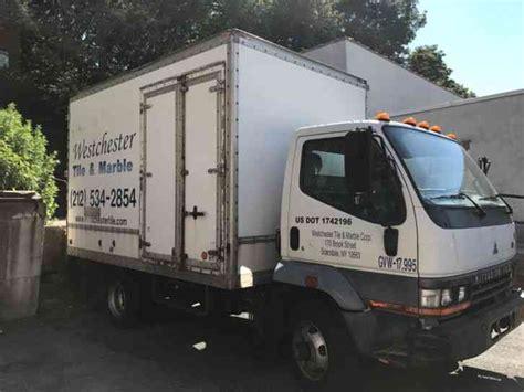 mitsubishi truck 2004 mitsubishi fh211 2004 van box trucks