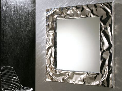 decorative mirrors for walls 45 decorative wall mirrors by riflessi digsdigs