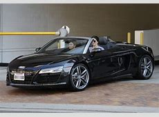 Kendall Jenner Can't Make Up Her Mind Audi R8 Spyder or