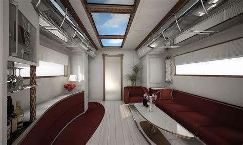 marchi mobile elemment palazzo luxury rv sold million video autoevolution