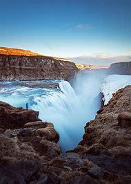 Iceland Waterfalls Golden Circle