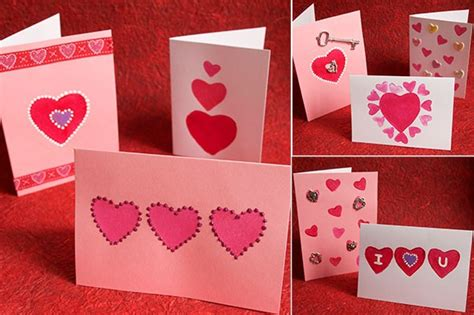valentines day card ideas sweet valentines day ideas valentine cards ideas
