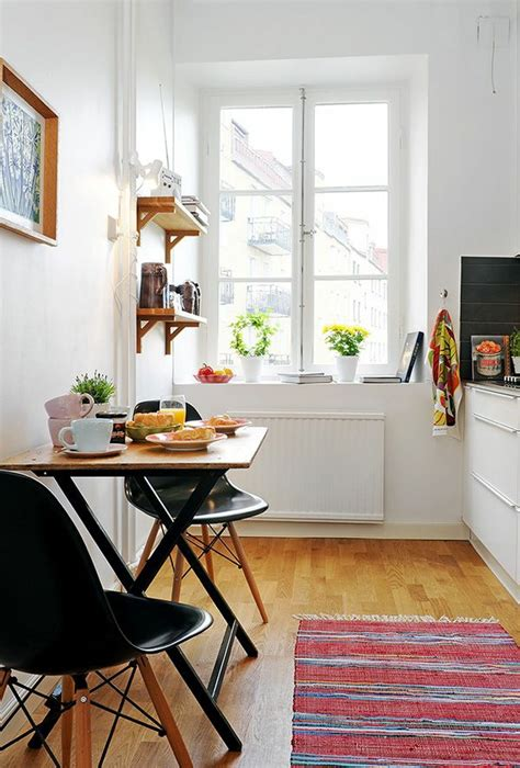 Esstisch Kleine Wohnung by Kleine R 228 Ume Einrichten N 252 Tzliche Tipps Und Tricks