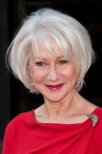 16 Best Gray Hair Styles Images On Pinterest Hairstyle