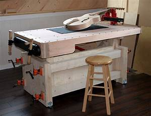 Adjustable Height Workbench Archives - Jack Bench by