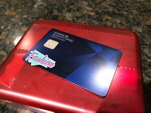 Designed to work with your qantas premier titanium credit card, the qantas money app is an easy way to manage your account on your terms. Chase Sapphire Collector's Deactivated Credit Card - Titanium Pretty Blue | eBay