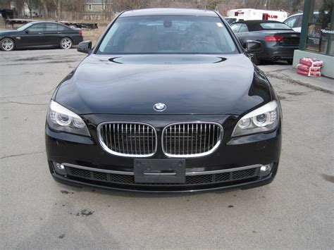 2011 Bmw 7 Series 750li Xdrive Awd,bmw Certified Cpo