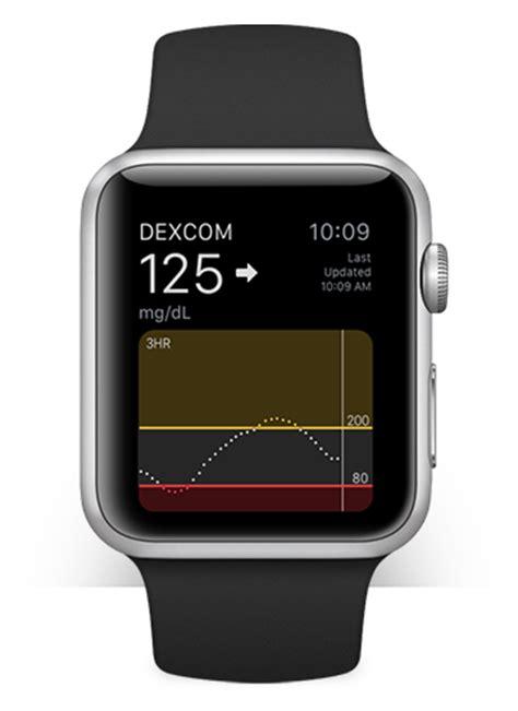 dexcoms  generation apple  cgm app
