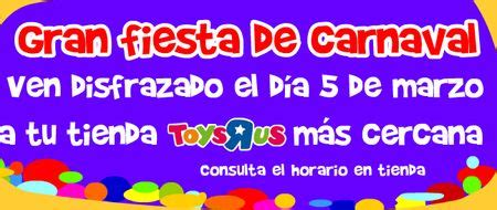si鑒e auto toys r us toys r us prepara fiestas de carnaval en sus tiendas
