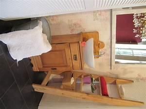 Badmöbel Vintage Style : home spa sch ner naturholz waschtisch im landhausstil ~ Michelbontemps.com Haus und Dekorationen
