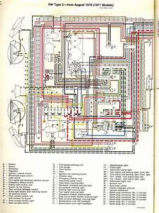 Technical 1973 Vw Super Beetle Heater Diagram
