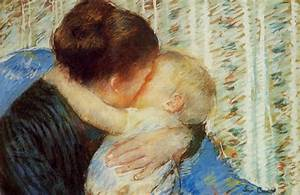 Mother and Child, 1880 - Mary Cassatt - WikiArt.org