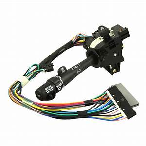 Control Windshield Wiper Arm Turn Signal Lever Switch For