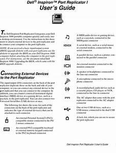 Dell Inspiron 3000 User Manual 1002720