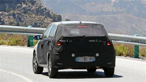 Hyundai I10 2020 Motor Ausstattung by Hyundai I10 2020 Erlk 246 Nig Zeigt Mehr Kante