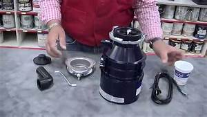 How To Install Or Replace A Garbage Disposal