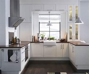 10 trikova za male kuhinje sretnahr for Kitchen colors with white cabinets with wall art at ikea