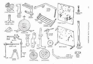 Clock Parts Terminology  U2022