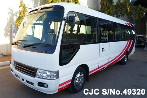 toyota coaster bus  sale stock