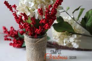 simple but elegant christmas crafts