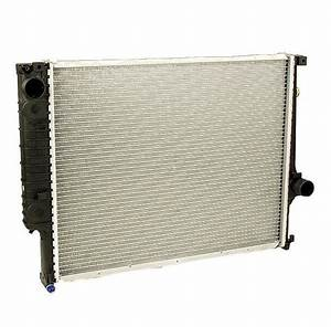 Bmw E36 323 325 328 M3 Radiator For Manual And Automatic