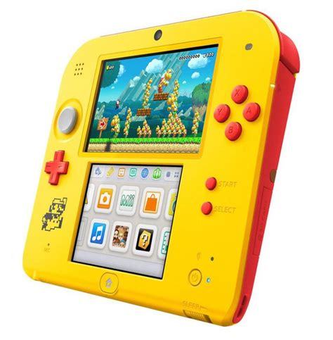 Gamemaker studio is designed to. NEW Nintendo 2DS with Super Mario Maker Yellow Red Game ...