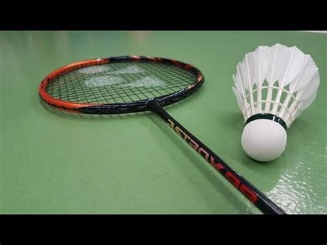 Yonex Astrox 99 Review & Giveaway Youtube