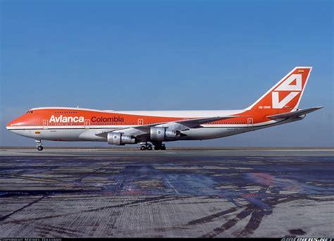 avianca phone number boeing 747 124 avianca aviation photo 1013887