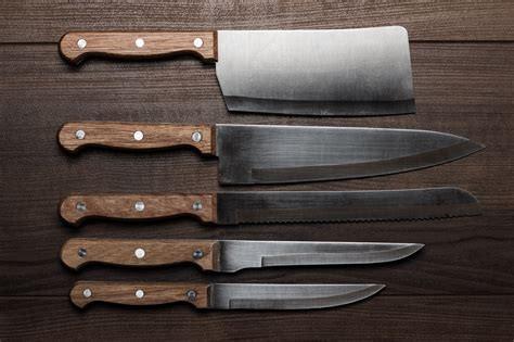 knives chef five every own should knife australia cook master ginsu food prep blade cleaver