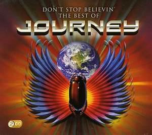 Journey – Don't Stop Believin' - The best of 2-cd - Dubman ...
