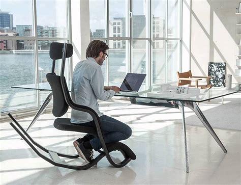 Poltrona Ergonomica Gravity Varier Varier Zero Gravity Balans Chair 187 Gadget Flow