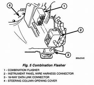 2000 Dodge Intrepid Flasher Relay Location