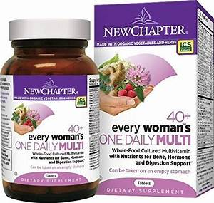 What Is The Best Multivitamin For Women Over 50