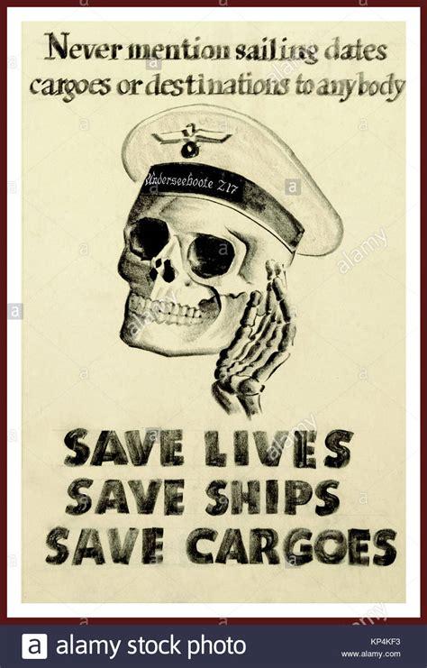 german propaganda poster ww stock  german