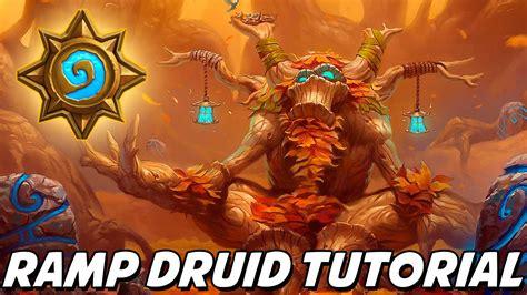 Druid R Deck Tgt by Hearthstone R Druid Tutorial Deck List Tgt