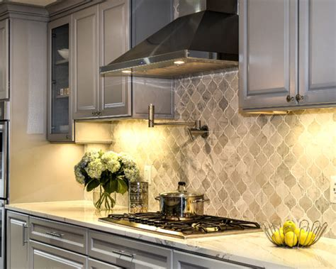 Arabesque Tile Backsplash :  What Is Arabesque Backsplash Tile?