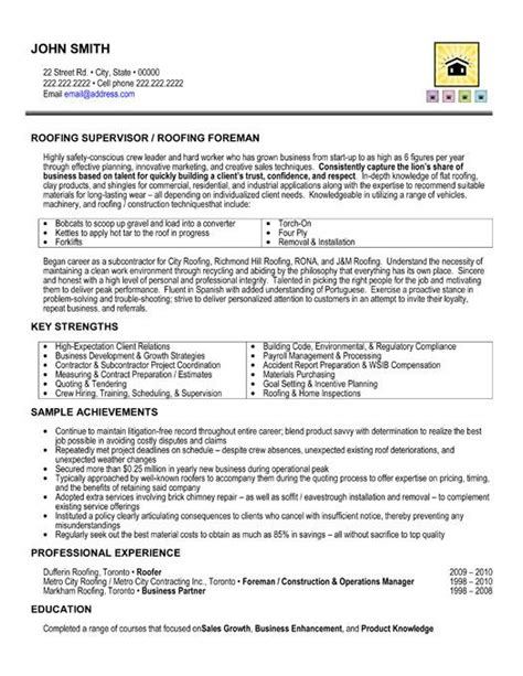 Piping Construction Supervisor Resume by Pin By Joan Hornsby On Resumes Resume Templates Resume