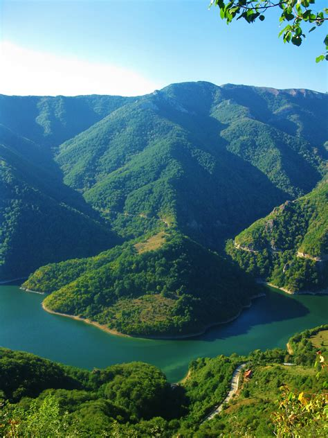 domogled valea cernei national park
