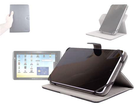 housse tablette archos 101 xs etui rotatif 360 176 effet cuir pour tablette archos 101 xs 10 1 pouces ebay