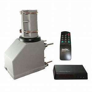 Channel Master 9521a Tv Antenna Rotator System With Remote