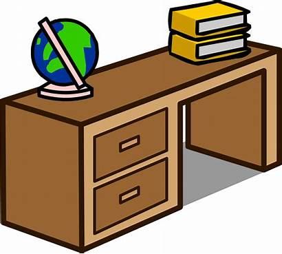Desk Clipart Student Sprite Change Clipground Club