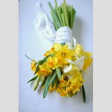 Memorable Wedding The Bloom Of Spring In A Daffodil Wedding Theme