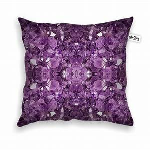 amethyst throw pillow case shelfies With amethyst throw pillows