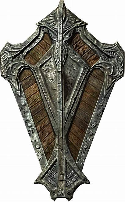Shield Transparent Armor Fantasy Skyrim Imperial Weapons