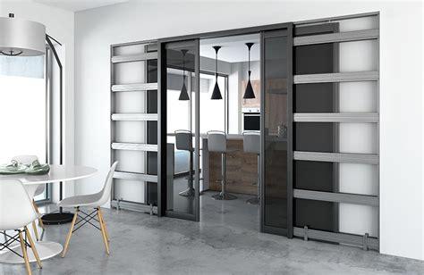 ouverture cuisine sur sejour portes d intérieur et portes coulissantes chelet bois