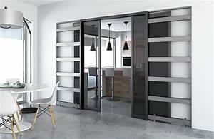 Portes dinterieur et portes coulissantes chelet bois for Porte de garage coulissante et porte interieur blanc laqué